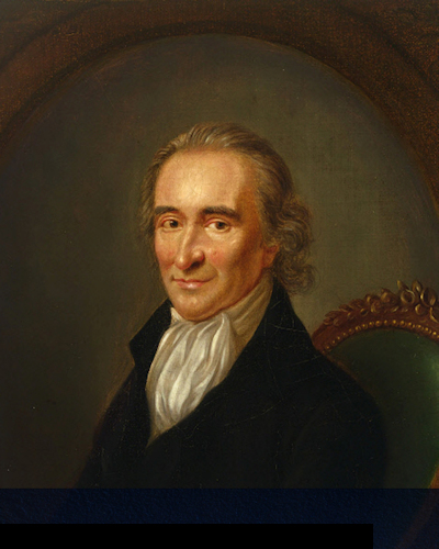 Quote by Thomas Paine